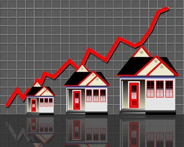 Property values go up