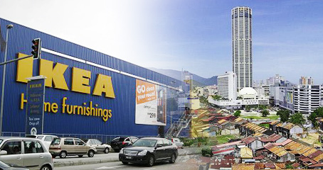 ikea confirms penang outlet will open in 2018 wma property. Black Bedroom Furniture Sets. Home Design Ideas