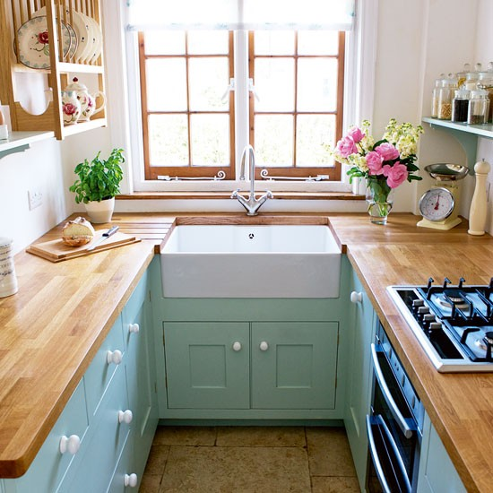 7 Ways To Expand Your Small Kitchen