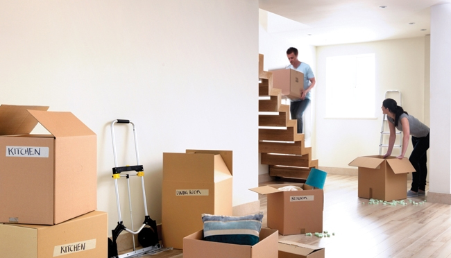 2 simple guide for moving to new house wma property for Minimalist moving house