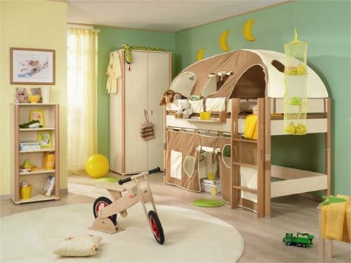 6 Tips Of Decorating Nursery Room 28