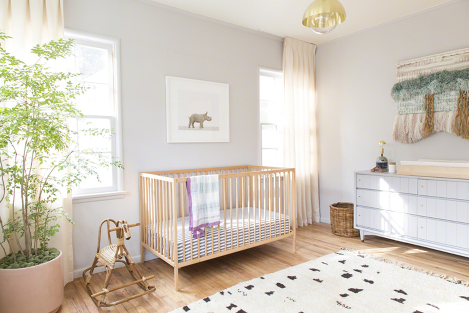 6 Tips Of Decorating Nursery Room 4