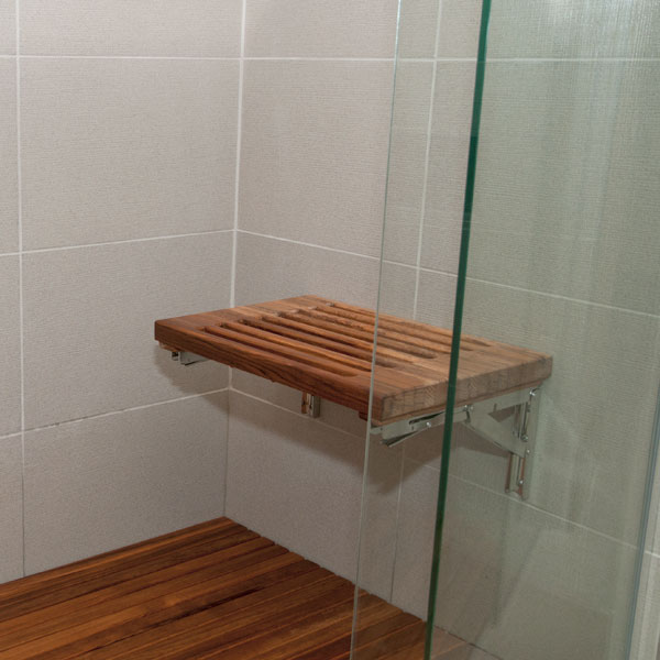 Update the Shower Floor