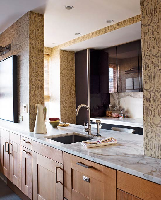 Awkward Kitchen Layout Solutions: 15 Kitchen Design That Will Inspire You