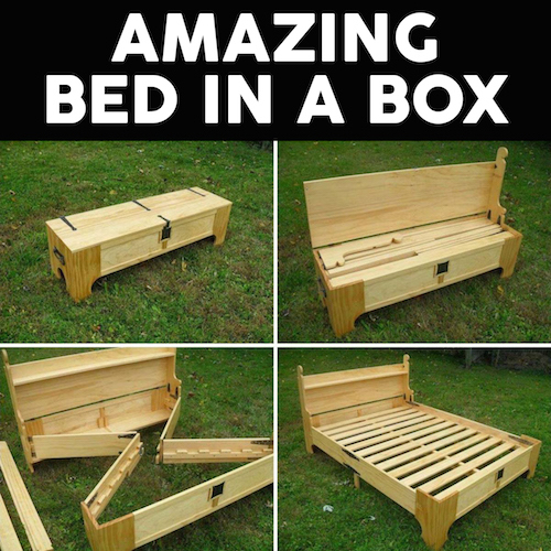 Amazing Wood Ideas 6