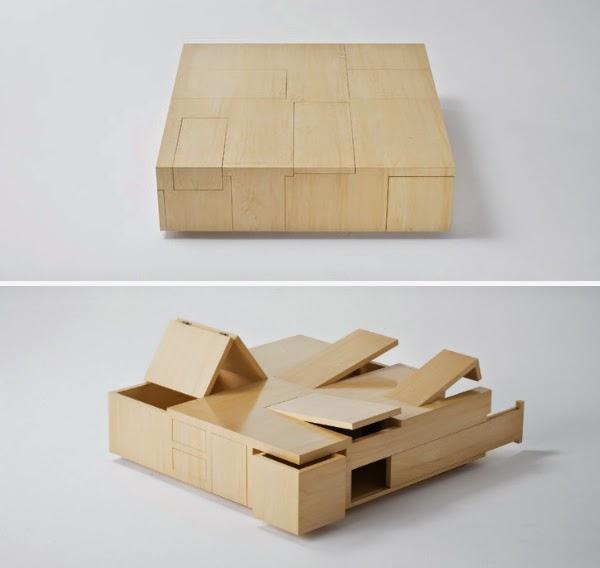 Creative And Unique Furniture Ideas 19, Unique Furniture Ideas