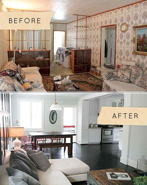 Modernize the house