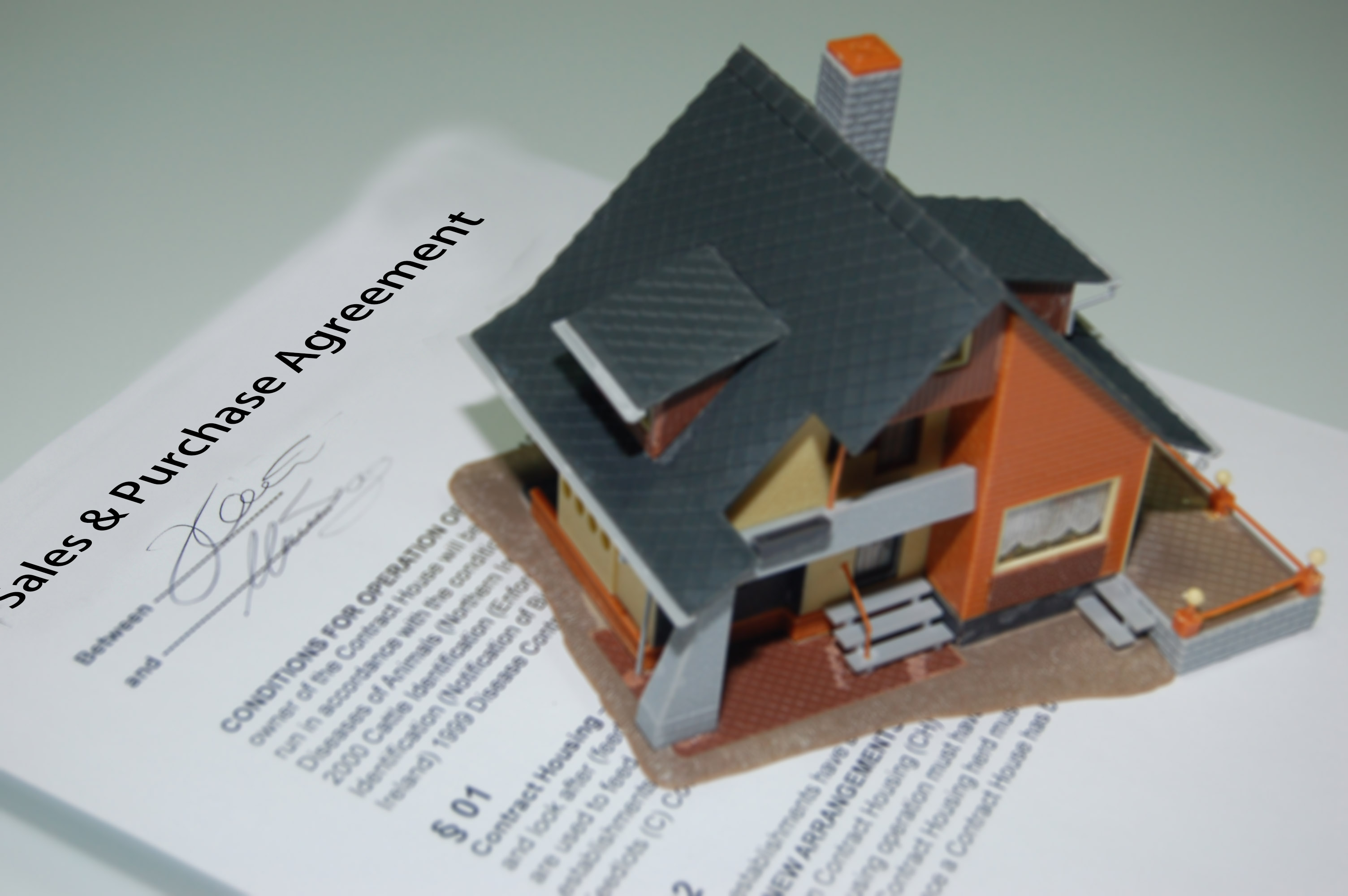 Buy House You Must Understand What Is S P Agreement Wma Property