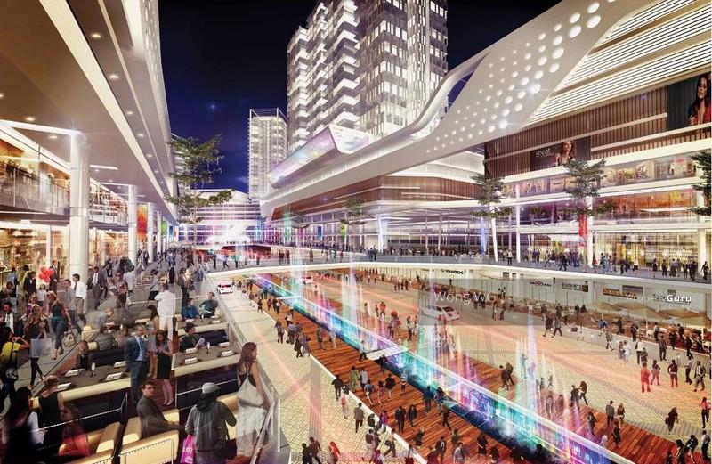 biggest mall malaysia
