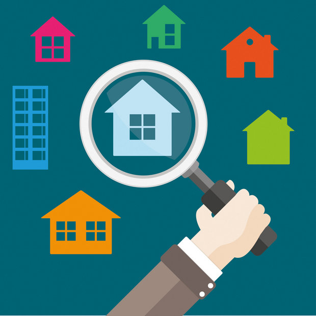 house searching