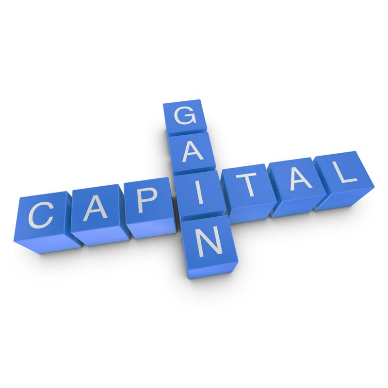 Capital Gains On Rental Property