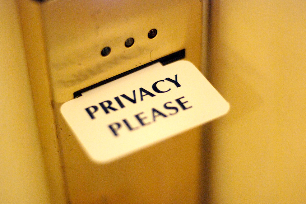 Respect your Tenant's Privacy