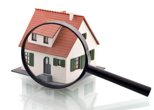 The procedure of house inspection