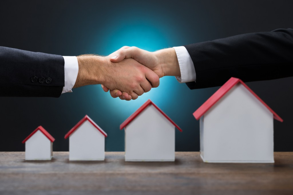Engage with a right property agent