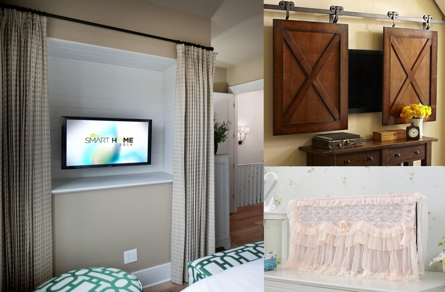 Furniture To Hide Tv. 8 Smart Ways To Hide Your TV Furniture Tv S