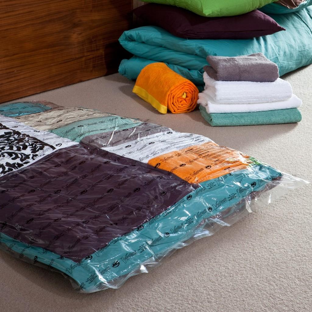 Vacuum-pack storage bags