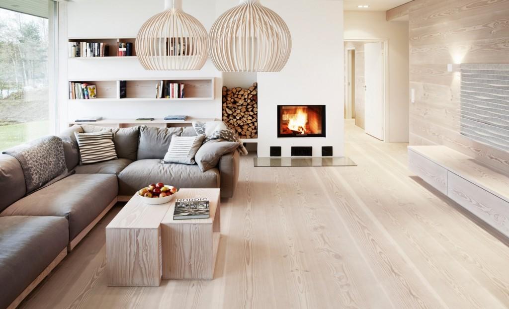 Focus on interior flooring