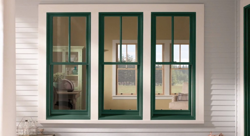 Install the new doors and windows