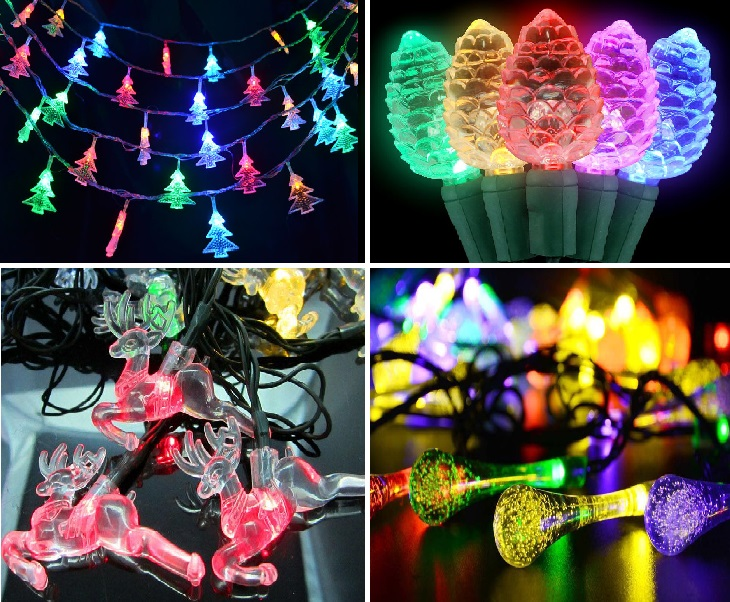 10 Christmas Tree Decorations Can Inspire You 13