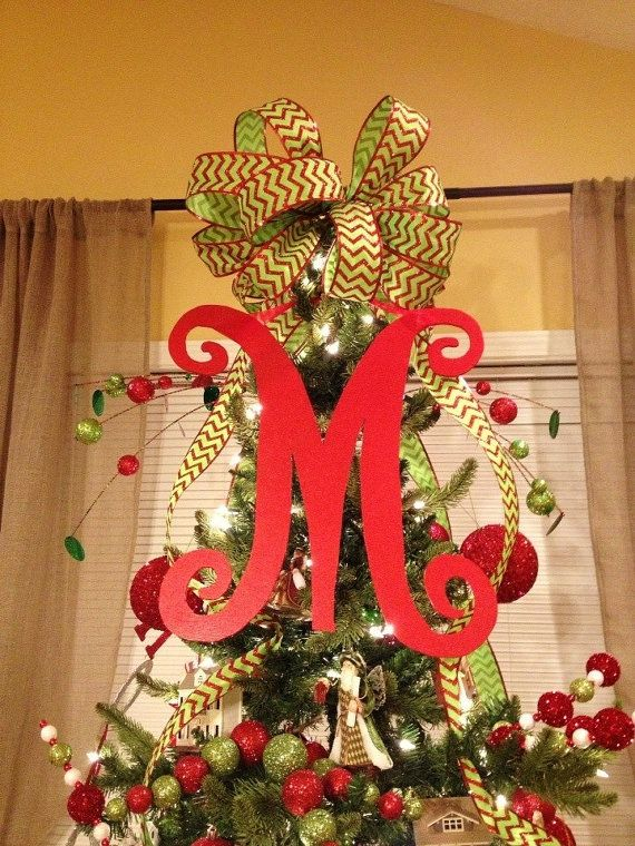 10 Christmas Tree Decorations Can Inspire You 18