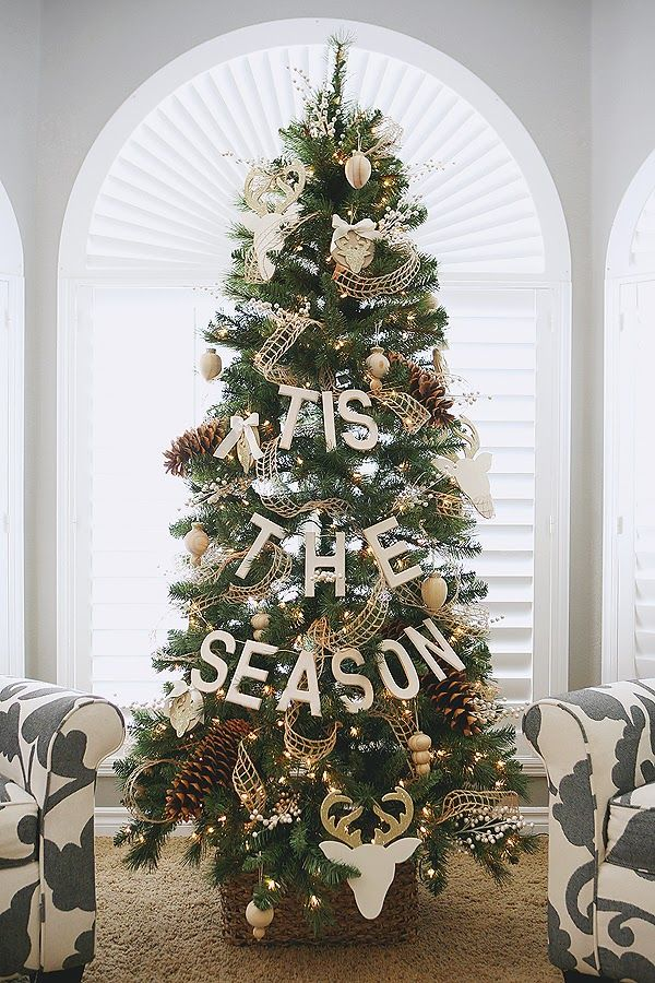 10 Christmas Tree Decorations Can Inspire You 20