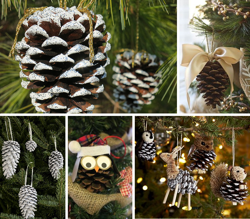 10 Christmas Tree Decorations Can Inspire You 7