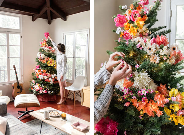 10 Christmas Tree Decorations Can Inspire You 8