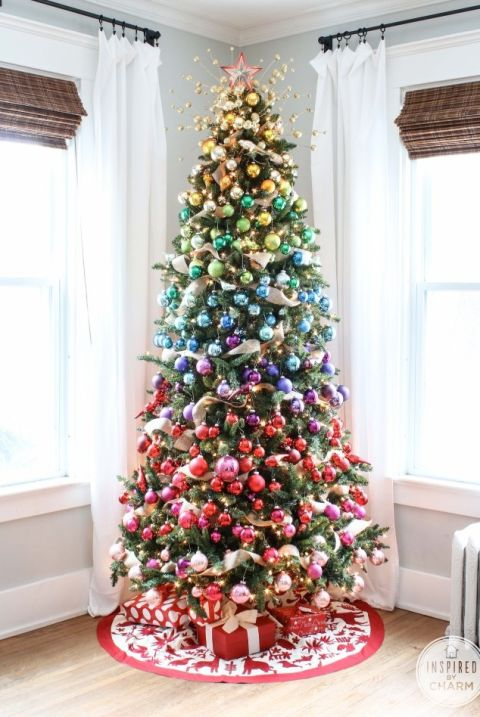 10 Christmas Tree Decorations Can Inspire You