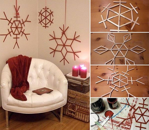 the 15 simple and affordable christmas decoration diy 13