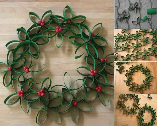 The 15 Simple And Affordable Christmas Decoration DIY 14