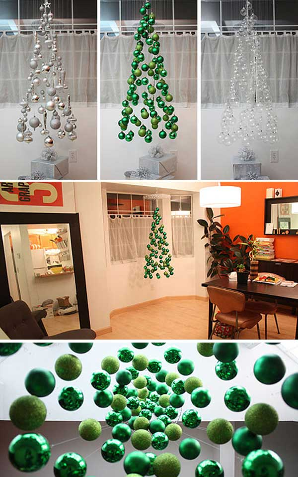 The 15 Simple And Affordable Christmas Decoration DIY 5