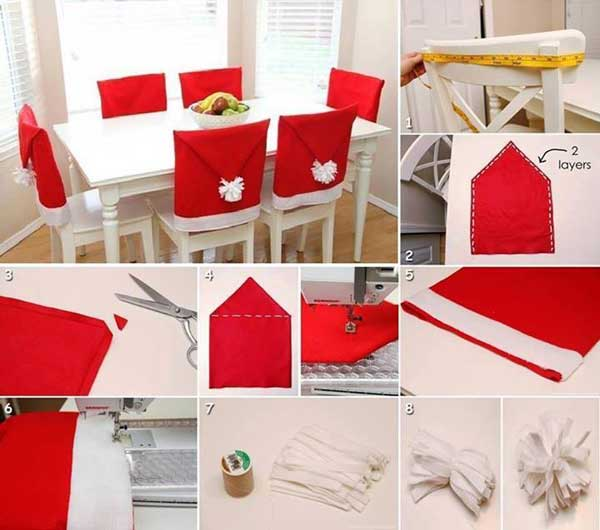 The 15 Simple And Affordable Christmas Decoration DIY 6