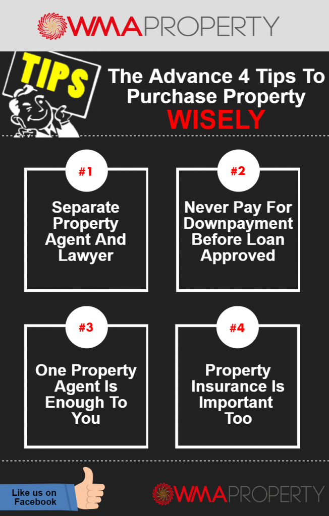 The Advance 4 Tips To Purchase Property Wisely